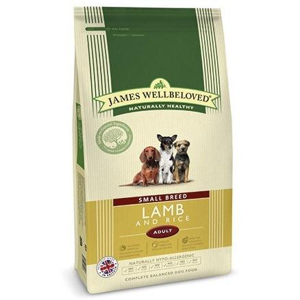James Wellbeloved Small Breed Adult Lamb & Rice, Dry Dog Food, James Wellbeloved, Pet Parlour Terenure - The Pet Parlour Terenure Dublin