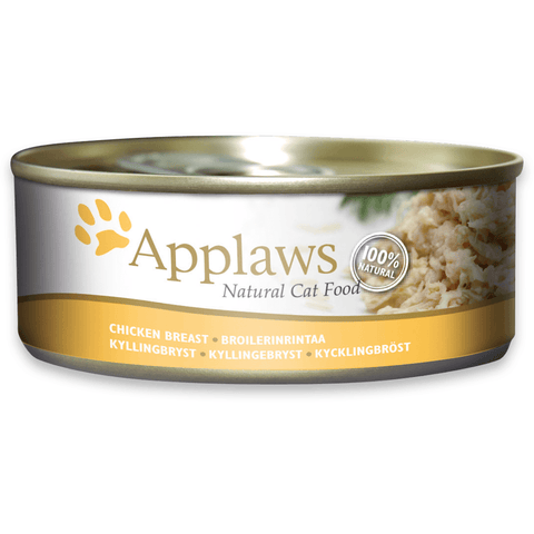 Applaws Cat Chicken Breast Tin 70g, Wet Cat Food, Applaws, Pet Parlour Terenure - The Pet Parlour Terenure Dublin