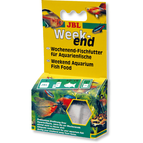 JBL Weekend Fish Food Block, Fish Food, JBL, Pet Parlour Terenure - The Pet Parlour Terenure Dublin