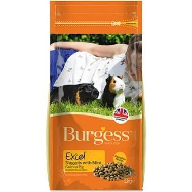 Burgess Excel Adult Guinea Pig Food, Small Pet, Burgess, Pet Parlour Terenure - The Pet Parlour Terenure Dublin