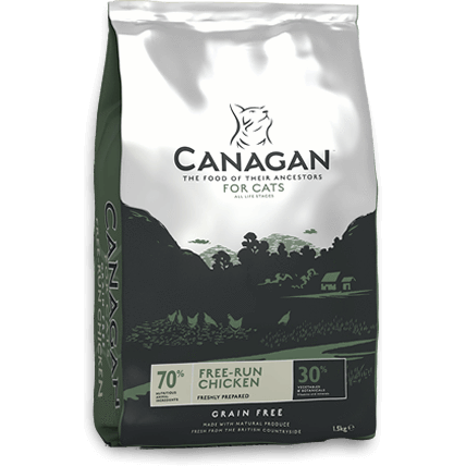 Canagan Cat Free Run Chicken, Dry Cat Food, Canagan, The Pet Parlour Terenure - The Pet Parlour Terenure Dublin