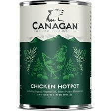Canagan Chicken Hotpot Can 400g, Wet Dog Food, Canagan, Pet Parlour Terenure - The Pet Parlour Terenure Dublin