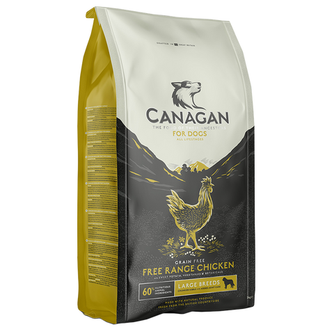 Canagan Large Breed Free-Run Chicken, Dry Dog Food, Canagan, The Pet Parlour Terenure - The Pet Parlour Terenure Dublin