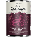 Canagan Turkey & Duck Dinner Can 400g