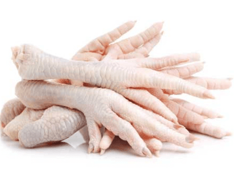 Raw Chicken Feet For Dogs 1kg, Raw Dog Food, Pet Parlour Own Brand, Pet Parlour Terenure - The Pet Parlour Terenure Dublin