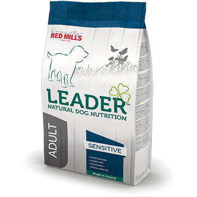 Red Mills Leader Adult Sensitive Dog, Dry Dog Food, Red Mills, Pet Parlour Terenure - The Pet Parlour Terenure Dublin
