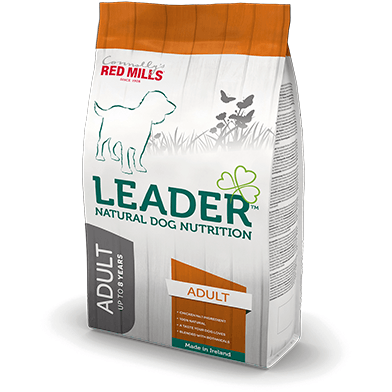 Red Mills Leader Adult Dog Food, Dry Dog Food, Red Mills, Pet Parlour Terenure - The Pet Parlour Terenure Dublin