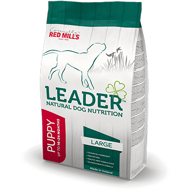 Red Mills Leader Puppy Large Breed Dog, Dry Dog Food, Red Mills, Pet Parlour Terenure - The Pet Parlour Terenure Dublin