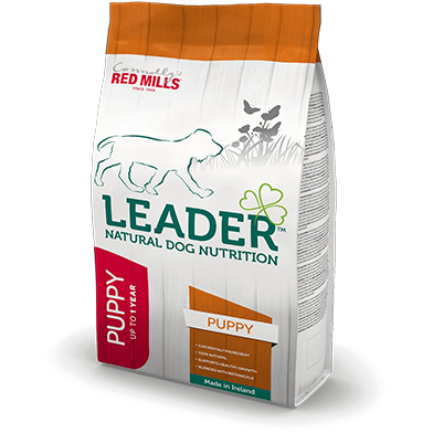 Red Mills Leader Puppy, Dry Dog Food, Red Mills, Pet Parlour Terenure - The Pet Parlour Terenure Dublin