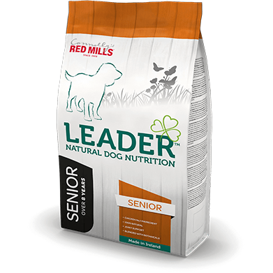 Red Mills Leader Senior Dog Food, Dry Dog Food, Red Mills, Pet Parlour Terenure - The Pet Parlour Terenure Dublin