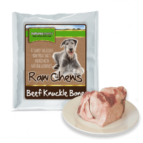 Raw Beef Knuckle Bone For Dogs, Raw Dog Food, Natures Menu, Pet Parlour Terenure - The Pet Parlour Terenure Dublin