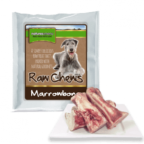 Raw Marrow Bone For Dogs, Raw Dog Food, Natures Menu, Pet Parlour Terenure - The Pet Parlour Terenure Dublin