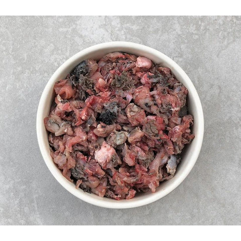 Paleo Ridge BEEF TRIPE &  DUCK COMPLETE 1kg, Raw Dog Food, Paleo Ridge, Pet Parlour Terenure - The Pet Parlour Terenure Dublin