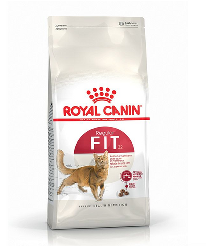 Royal Canin Fit 32, Dry Cat Food, Royal Canin, The Pet Parlour Terenure - The Pet Parlour Terenure Dublin