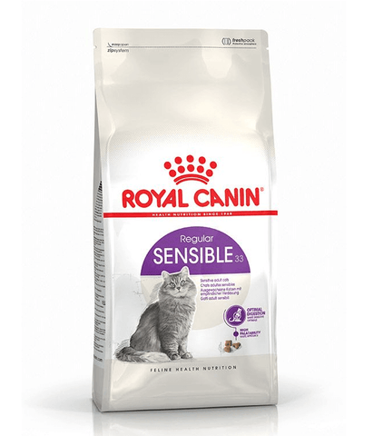 Royal Canin Sensible 33, Dry Cat Food, Royal Canin, The Pet Parlour Terenure - The Pet Parlour Terenure Dublin