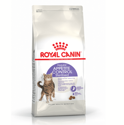 Royal Canin Appetite Sterilised Control, Dry Cat Food, Royal Canin, The Pet Parlour Terenure - The Pet Parlour Terenure Dublin