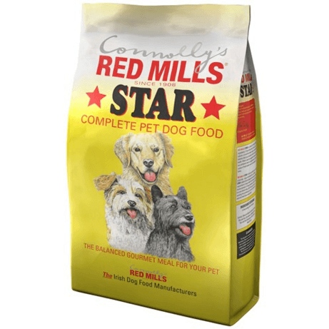Red Mills Star, Dry Dog Food, Red Mills, Pet Parlour Terenure - The Pet Parlour Terenure Dublin