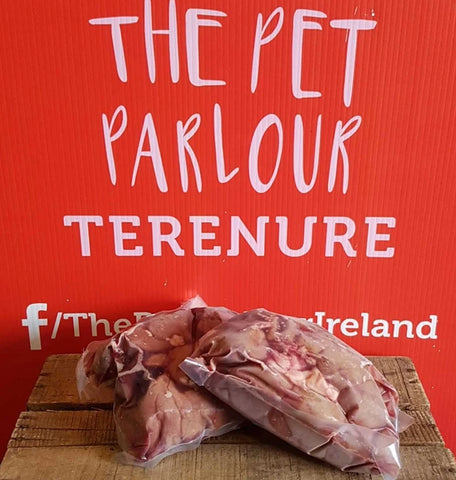 Raw Beef Kidney Chunks 1kg, Raw Dog Food, Willow Run Raw, The Pet Parlour Terenure - The Pet Parlour Terenure Dublin