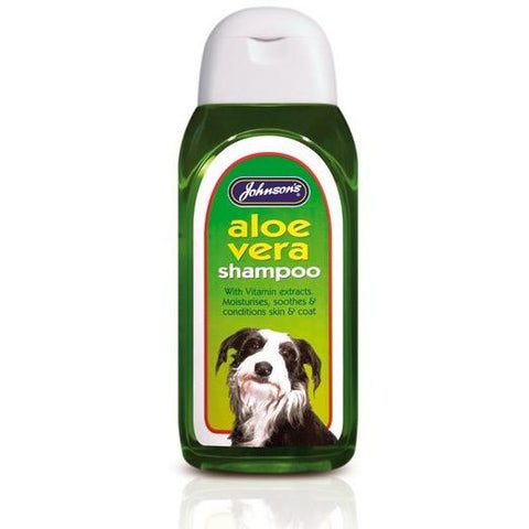 Aloe Vera Shampoo For Dogs 200ml