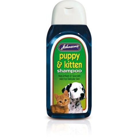 Puppy & Kitten Shampoo 200ml