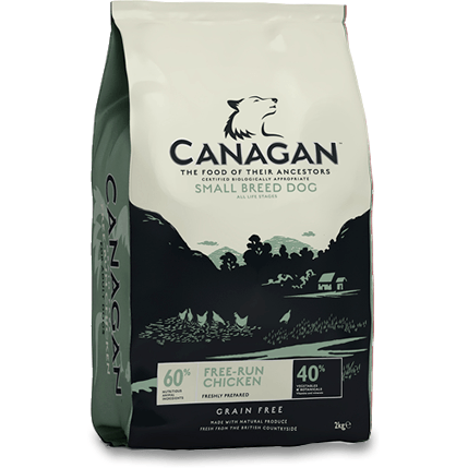 Canagan Small Breed Free-Run Chicken, Dry Dog Food, Canagan, The Pet Parlour Terenure - The Pet Parlour Terenure Dublin