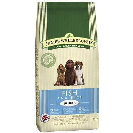 James Wellbeloved Fish & Rice Adult, Dry Dog Food, James Wellbeloved, Pet Parlour Terenure - The Pet Parlour Terenure Dublin