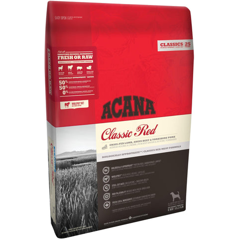 Acana Classic Red, Dry Dog Food, Acana, Pet Parlour Terenure - The Pet Parlour Terenure Dublin