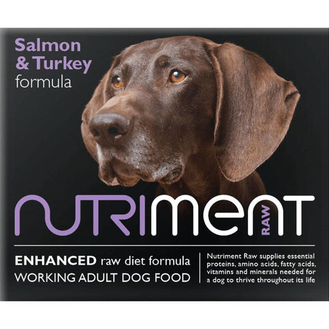 Nutriment Adult Salmon & Turkey