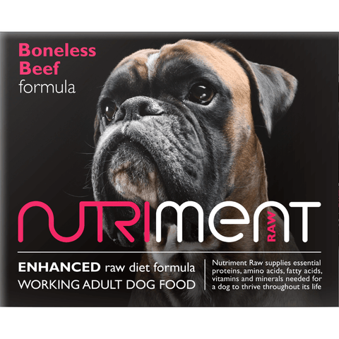 Nutriment Adult Boneless Beef
