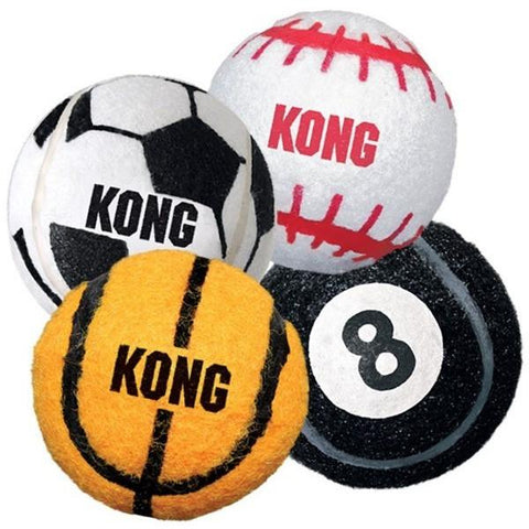 Kong Sports Balls, Dog Toys, Kong, Pet Parlour Terenure - The Pet Parlour Terenure Dublin