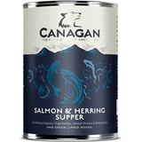 Canagan Salmon & Herring Supper Can 400g