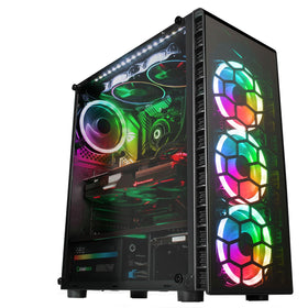 Raider Quiet X299 Gaming PC - i9 10940X CPU - NVIDIA RTX 2080 Ti 11GB - 64GB RAM - 2TB M.2 SSD
