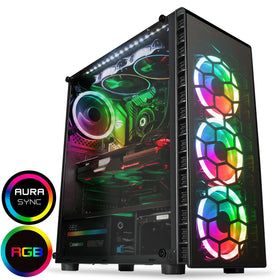 Raider Gaming PC - i9 9900K CPU - NVIDIA RTX 2060 SUPER 8GB - 32GB RAM - 2TB SSD - Next Day PC