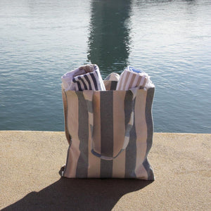 Taschen - Be Classic - Recycled Denim Beach Bag