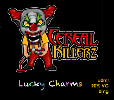 Cereal Killerz - Lucky Charmz
