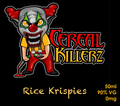 Cereal Killerz - Rice Krispies