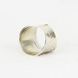 Sterling Silver Saddle Mountains Ring