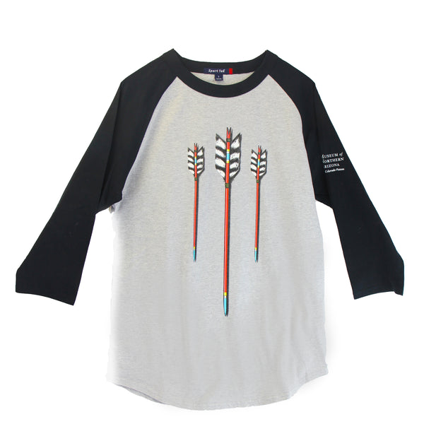 Hopi Arrows Long Sleeve T-Shirt