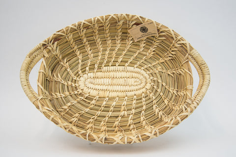 Handled Tray Basket