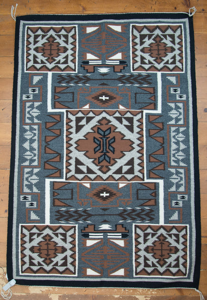Two Grey Hills/Storm Rug