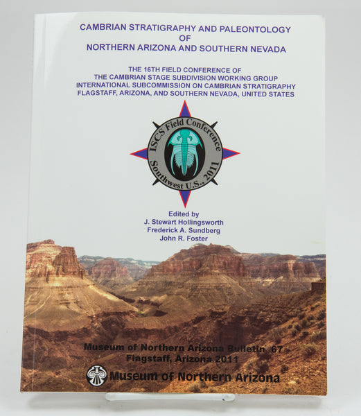 Cambrian Stratigraphy and Paleontology of N AZ and S NV, Bulletin 67
