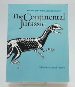 The Continental Jurassic, Bulletin 60