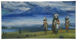 """Blessing of the Rockies"" by Al Bahe"