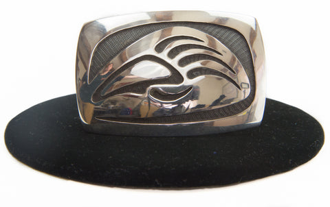 Overlay Badger Paw Buckle by Anderson Koinva