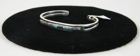 Bisbee Turquoise Bracelet by Patrick Smith
