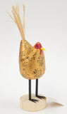 Small-Med Folk Art Chickens by Edith John