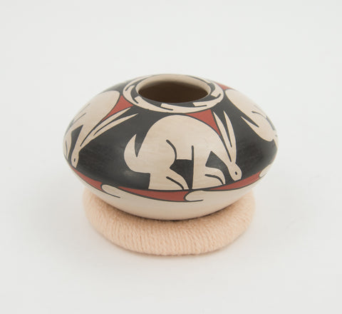 Rabbits Bowl by Julia Mora