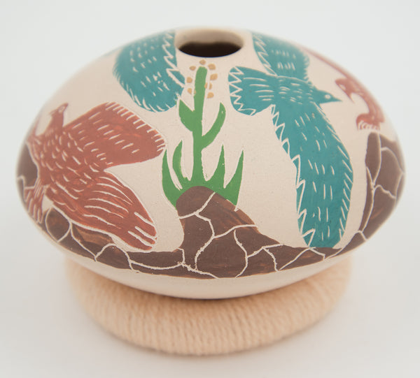 Bird Bowl by Jose Villa