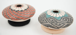 Geometric Design Bowls by Chele Acosta