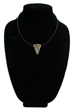 Mammoth Tooth Necklace